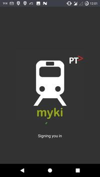 Ultimate myki - Balance,Topup,Transactions poster