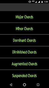 Guitar Chords screenshot 1