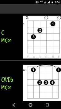 Guitar Chords screenshot 3