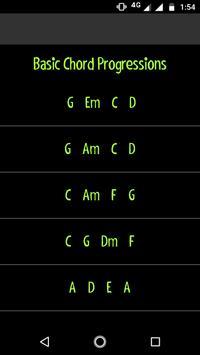 Guitar Chords screenshot 4