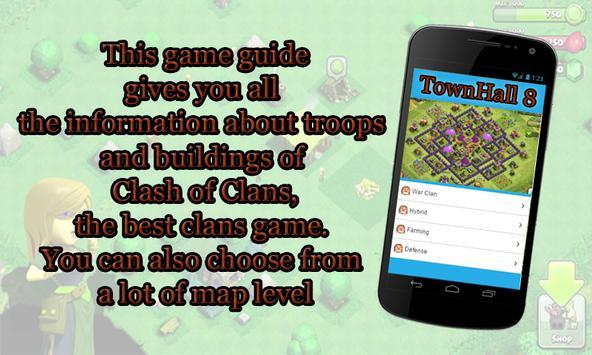 Top Base For COC apk screenshot