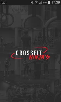 CrossFit Ninja's poster