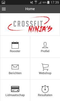 CrossFit Ninja's apk screenshot