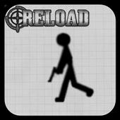 Stickman Reload icon
