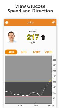 Dexcom Follow screenshot 1