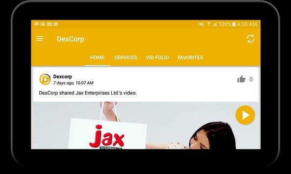 DexCorp screenshot 7