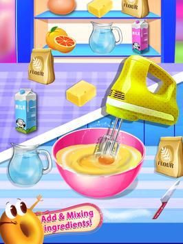 Unicorn Donuts Maker - Rainbow Donuts screenshot 3