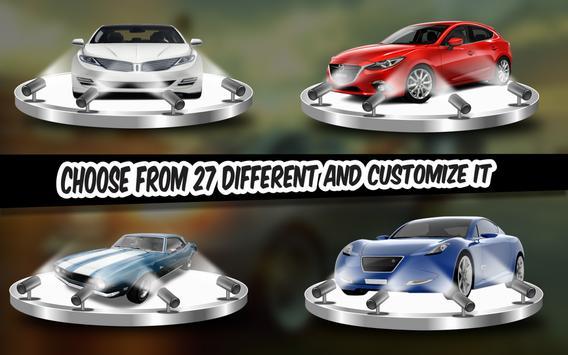 Real Car Racing : Road Racer screenshot 1