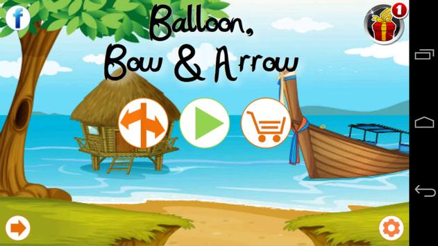 Balloon Bow & Arrow screenshot 13
