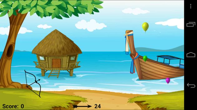 Balloon Bow & Arrow screenshot 19