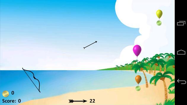 Balloon Bow & Arrow screenshot 7