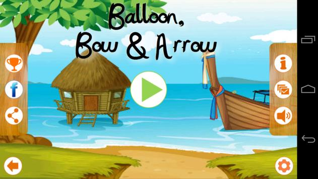 Balloon Bow & Arrow screenshot 8