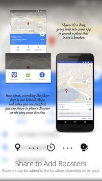 Road Rooster Pro - Geo Alarm apk screenshot
