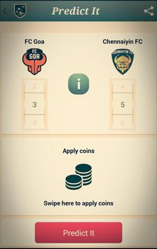 ISL Challenge apk screenshot