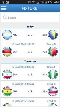 Predictit - World Cup 2014 screenshot 1