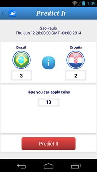 Predictit - World Cup 2014 screenshot 3