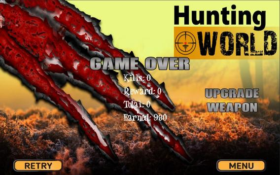 Hunting World 2017 screenshot 15