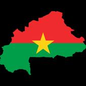 Tableau Kilométrique Burkina icon