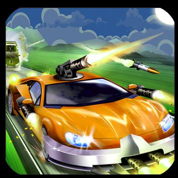 Cars with rocket speed screenshot 1