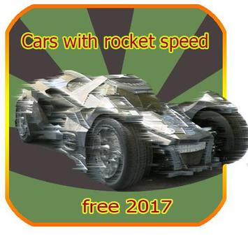 Cars with rocket speed screenshot 2