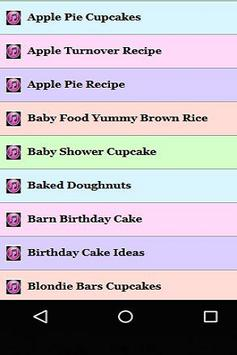 How to Make Cupcakes Guide apk screenshot