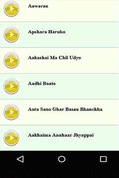 Nepali Filmy Songs HD apk screenshot