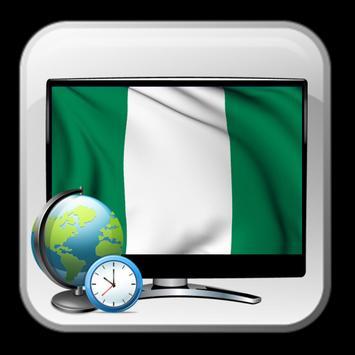TV guiding Nigeria time show poster