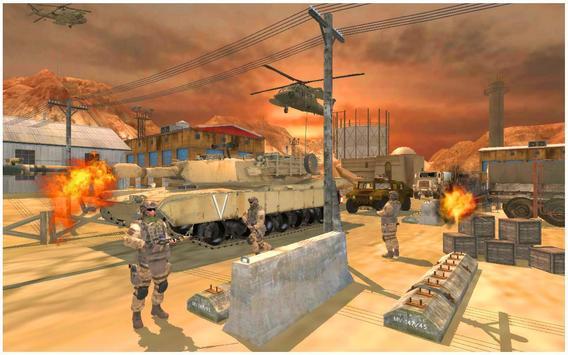 Marksman Commando Sniper 3d screenshot 4
