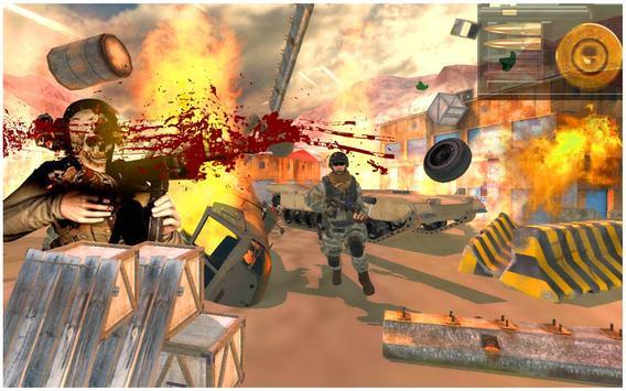 Marksman Commando Sniper 3d screenshot 1