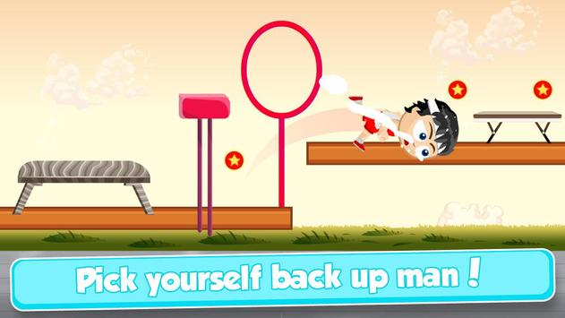 Amazing Gymnastics Jump apk screenshot