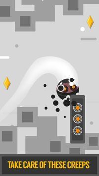 Scary Zombie Bounce screenshot 3