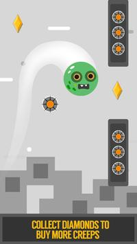 Scary Zombie Bounce screenshot 2