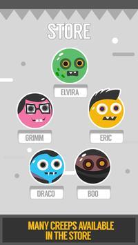 Scary Zombie Bounce screenshot 4