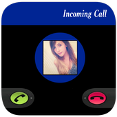 Real Call from Alice Campos icon