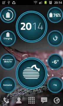 UCCW Skin - Roundid template screenshot 2