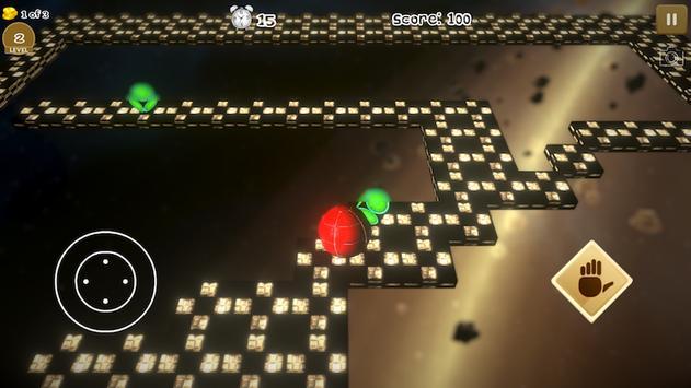 The Space Ball apk screenshot