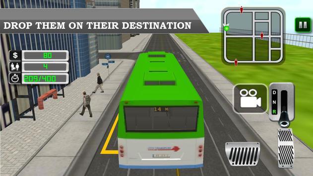 Modern bus screenshot 3