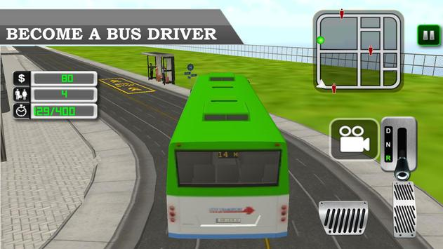 Modern bus screenshot 1