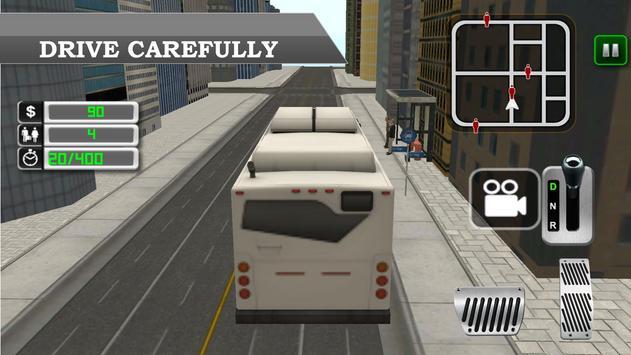 Modern bus screenshot 2