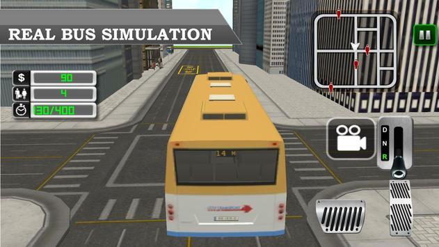 Modern bus screenshot 5