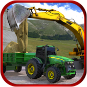 Truck Sim : Sand icon