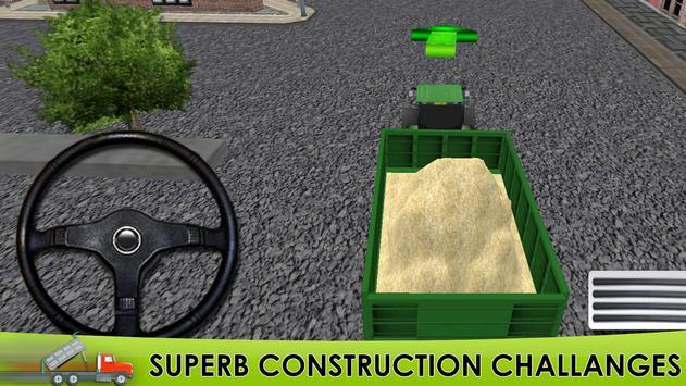 Truck Sim : Sand apk screenshot