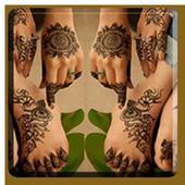 New 2018 Heena Mehendi design icon