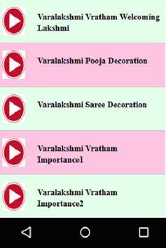Telugu Varalakshmi Pooja and Vrat Guide apk screenshot