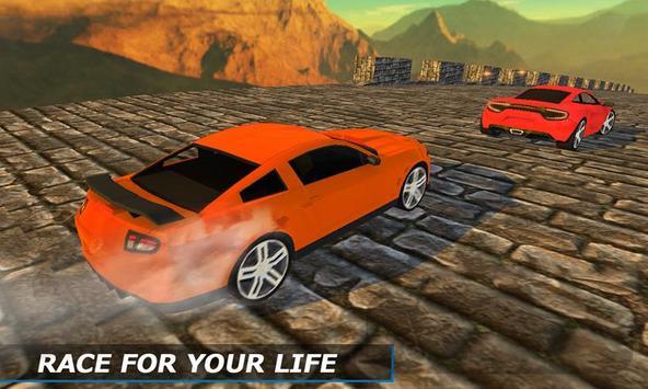 The Wall Car Racing Simulator poster