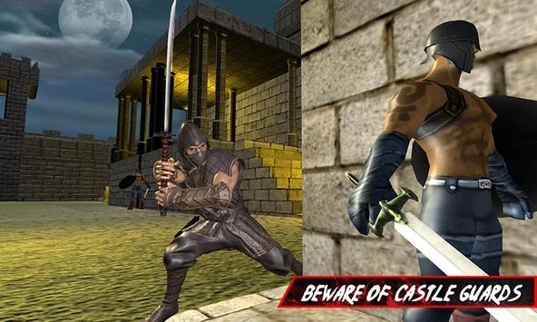 Ninja Assassin Dungeon Escape apk screenshot