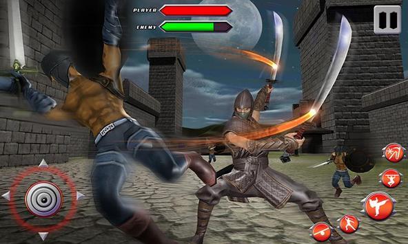 Ninja Assassin Dungeon Escape poster
