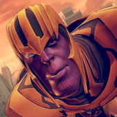 Fort Fighting Thanos Infinity War Battle icon