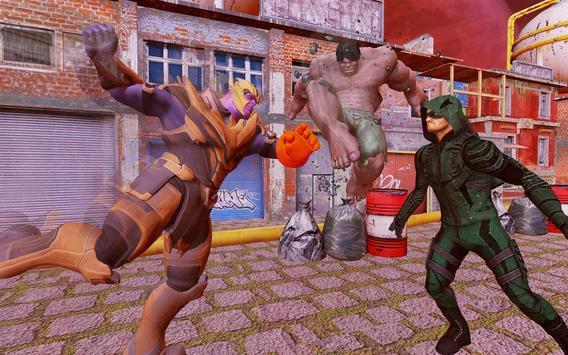 Fort Fighting Thanos Infinity War Battle screenshot 7