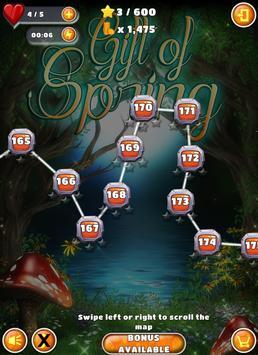 Gem Crash: Gift of Spring screenshot 4